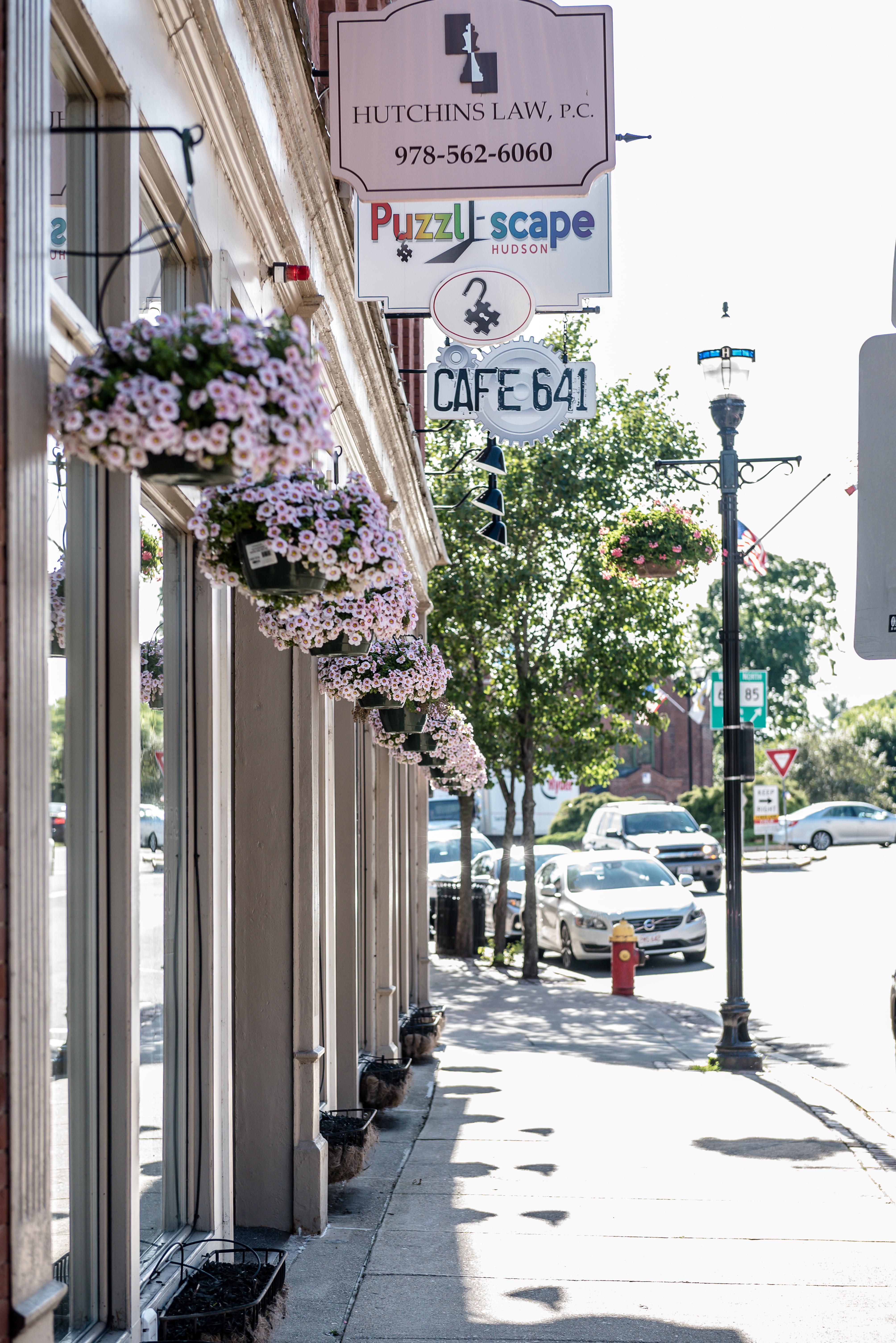 Hudson Main Street